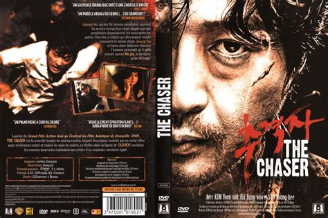 chaser the jaquette dvd de the chaser cin 233 ma