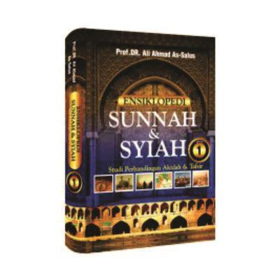 1 Set Ensiklopedi Sain Ensiklopedi Sunnah Syiah 1 Set 2 Jilid Bukumuslim Co