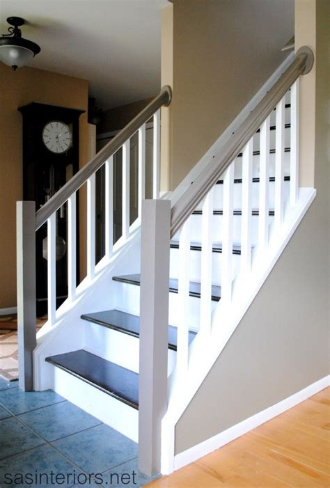 banister remodel 25 best ideas about open staircase on pinterest