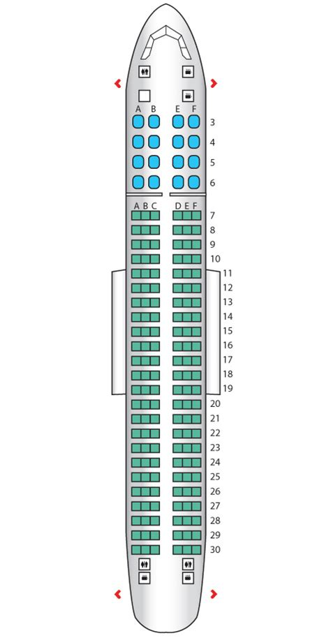 seat plan boeing 737 800 b737 800 american airlines seat maps reviews