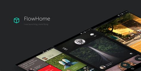 android customization flow home review a windows 8 styled home screen launcher for android