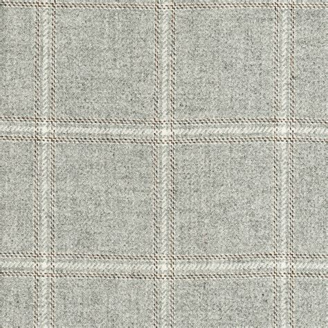 grey pattern curtain fabric highcross check marl grey ian sanderson upholstery and