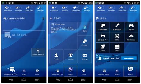 playstation for android ps4 compatible playstation app now officially available on play