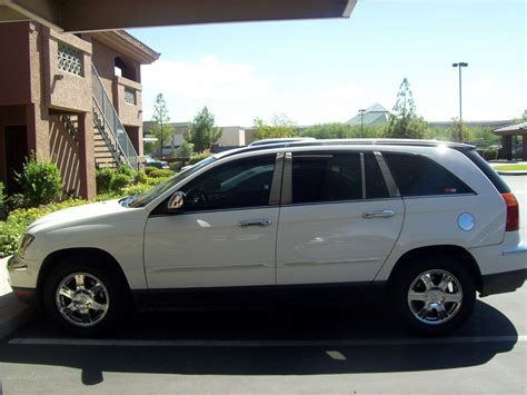 2006 Chrysler Pacifica Specs by Toomuchswag 2006 Chrysler Pacifica Specs Photos