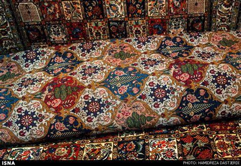 Iranian Handmade Carpets - photos 24th iran s international handmade carpet
