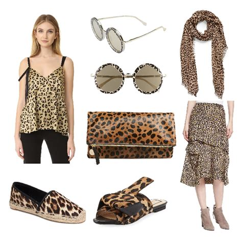 Leopard Print Summer by Leopard Print For Summer 2017 Bay Area Fashionista