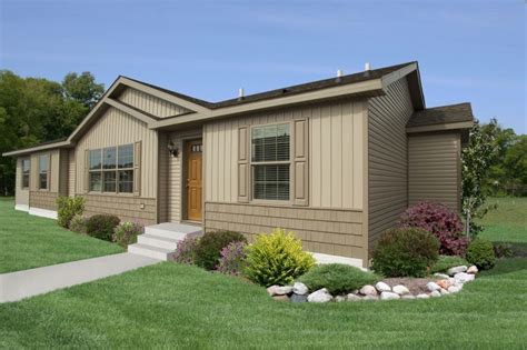 from ranch to modern the most popular modular home styles 24 best images about curb appeal on pinterest brown roof