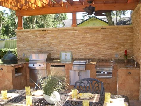 Summer Kitchen Ideas 1000 Images About Summer Kitchen On Pinterest Concrete Patios Simple Outdoor Kitchen And
