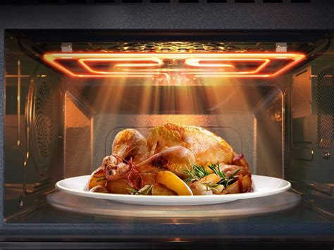 the kitchn roast chicken samsung s combi oven beats out full sized models