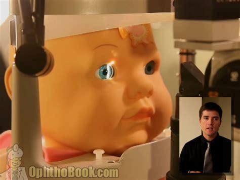 slit l eye exam pediatric eye exam video timroot com