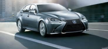 Lexus Gs 300 Hybrid 2018 Lexus Gs Luxury Sedan Lexus