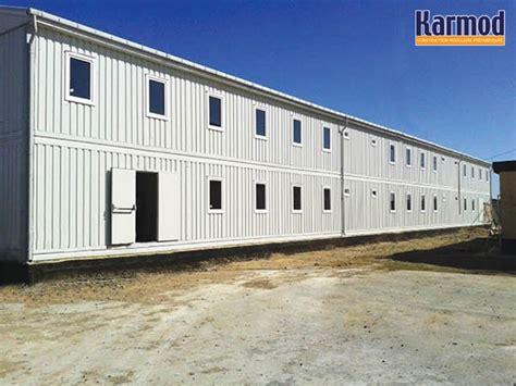 bureau d 騁ude batiment casablanca bungalow de chantier bureaux modulaires karmod karmod