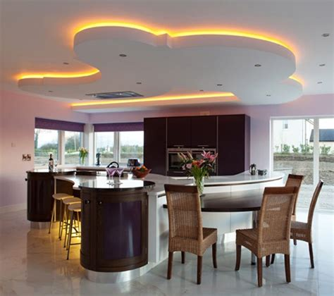 Lighting Plans For Kitchens Modern Kitchen Lighting Decorating Ideas For 2013