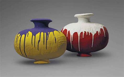 Ai Weiwei Vase by Ai Weiwei B 1957 Coloured Vases Christie S