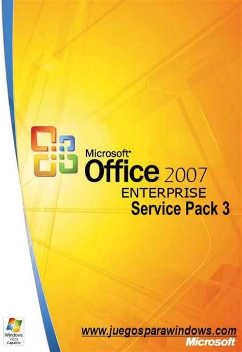 microsoft office 2007 sp3 espa 241 ol juegosparawindows