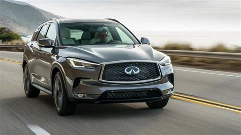 2019 Infiniti Qx50 Drive by 2019 Infiniti Qx50 Drive Not Your Everyday Suv