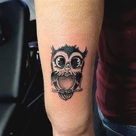 small cute owl tattoos 50 of the most beautiful owl designs and their