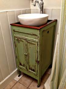 blue roof cabin victrola to vanity cabinet