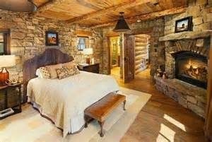 beautiful rustic bedrooms beautiful country style bedroom the fireplace