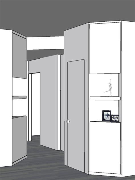 librerie progetto il progetto delle librerie in legno laccato bianco