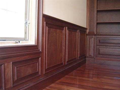 Mahogany Wainscoting Panels by Mahogany Wainscoting House Stuff