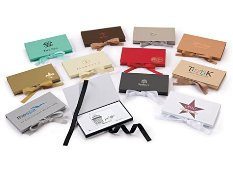 Gift Card Gift Boxes - platform gift card boxes packaging specialties