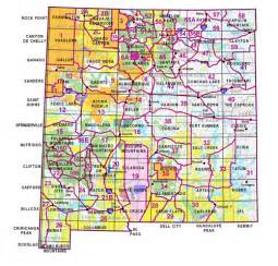 New Mexico Unit Map by Buy And Find New Mexico Maps Bureau Of Land Management