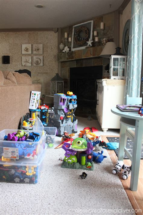 organizing toys in living room the perfect solution to organizing toys confessions of a