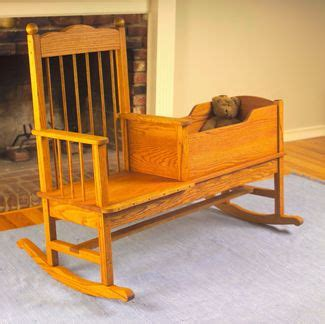 pin  cradles  mammy benches