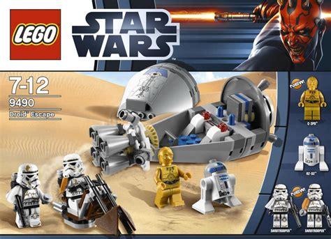 Set Craft Unik lego wars 9490 218 nik droid蟇 hra芻ky na easytoys cz