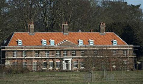 anmer hall in norfolk duke and duchess of cambridge to host drinks for workers