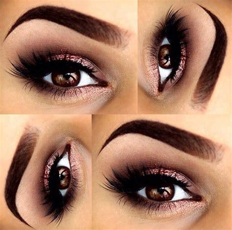 eyeshadow tutorial bronze gorgeous makeup tutorials eyeshadow for brown eyes