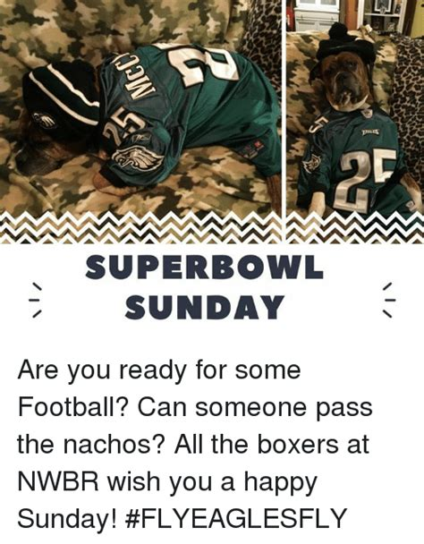 Football Sunday Meme - superbowl sunday are you ready for some football can
