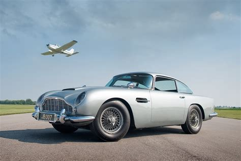 vintage aston martin db5 classic car posters james bond s aston martin db5