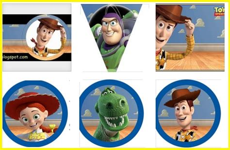 imagenes de cumpleaños toy story toy story todo peques