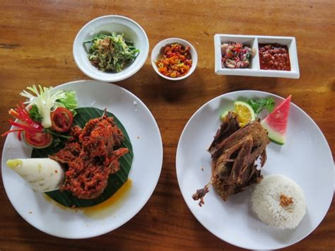 restaurants offering tantalisingly good balinese
