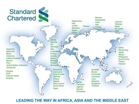 standard chartered bank site website privacy statement standard chartered bank south