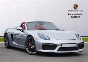 Porsche Spyder For Sale Classic Porsche Boxster Spyder For Sale Classic Sports