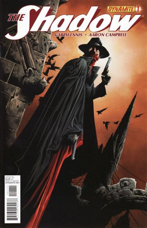 shadows in the the finnegan connection the shadow dynamite entertainment vol 1 1d the