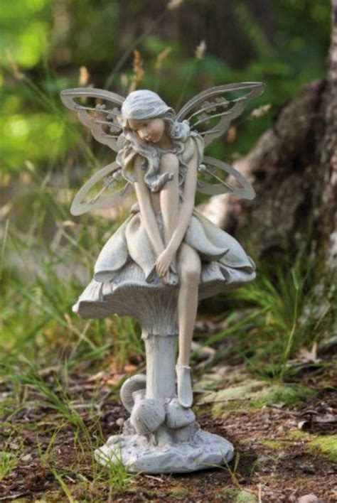 fairy garden statues fairy statues outdoor how to revive fairy garden statues