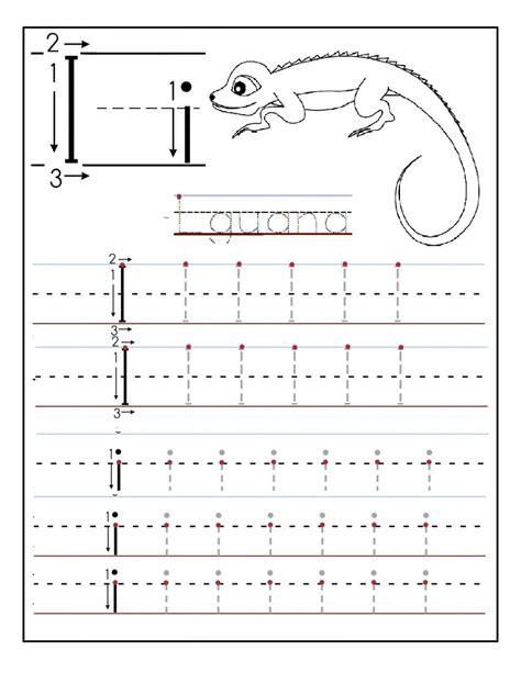 letter a worksheets preschool free printable letter i worksheets for kindergarten