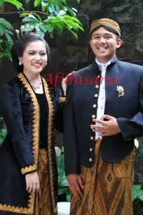 Baju Adat Daerah Jawa baju adat jawa tengah afibusana