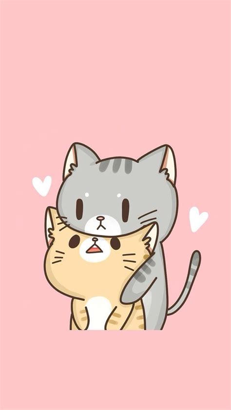 cat wallpaper pinterest pin by lauren winslow on animals pinterest kawaii