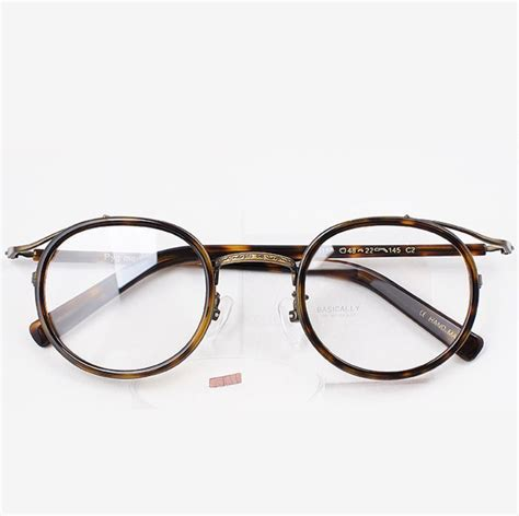 made vintage eyeglasses glasses