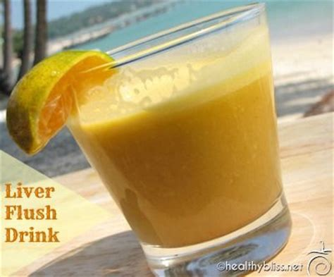 Ch Flush Out Detox Drink by Best 25 Liver Detox Drink Ideas On Detox