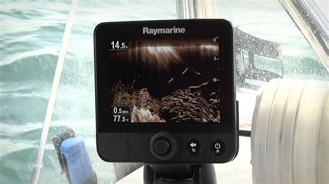 garmin miami boat show raymarine dragonfly sonar gps sea trial 2013 miami boat