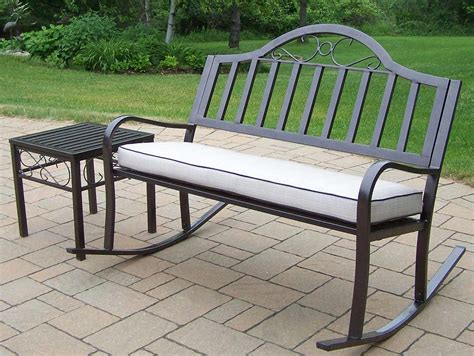 metal porch bench bench wonderful porch bench glider metal vintage