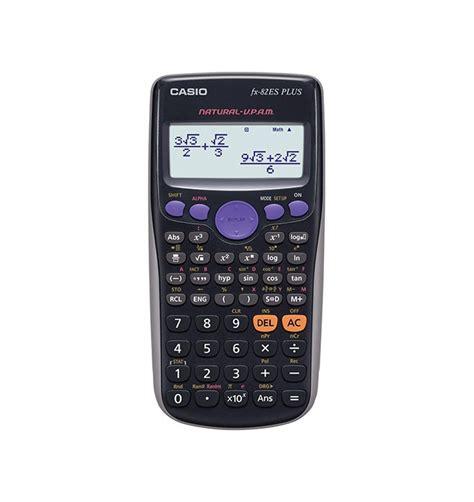 Casio Calculator Fx 82 Es Plus casio scientific calculator fx 82es plus