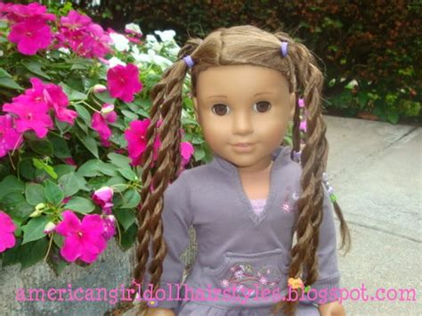 Doll Hairstyles American by American Doll Hairstyles Medium Hair Styles Ideas