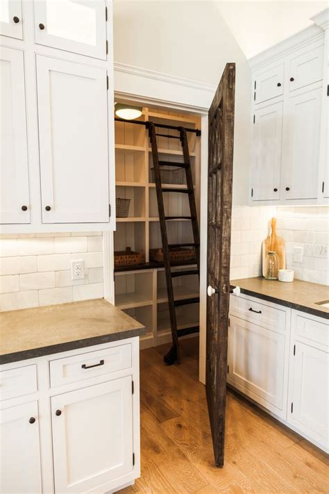Pantry Ladder by Custom Pantry Library Ladder And Ladder On